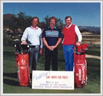 Bobby Nichols, Bobby Lewis and Al Geiberger